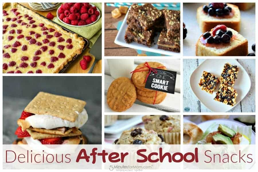 Kid food archives 5 minutes for mom for Easy after school snacks for kids to make
