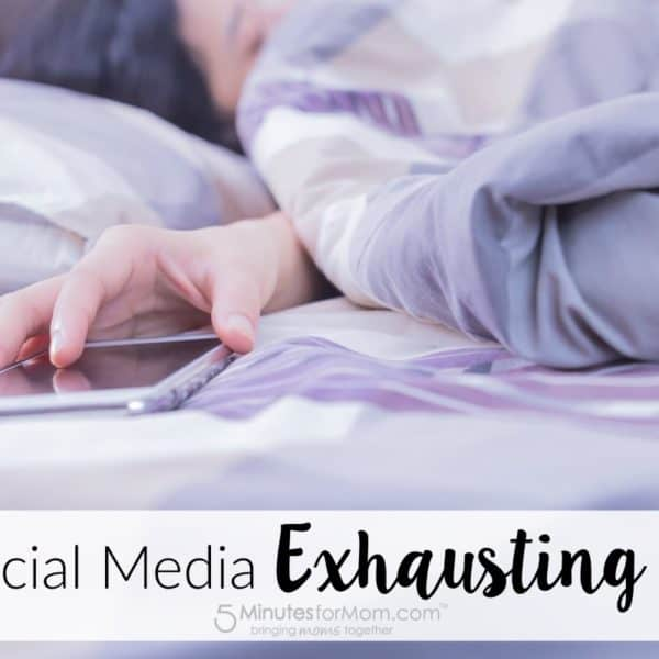 Is Social Media Exhausting You? Let's Relax…