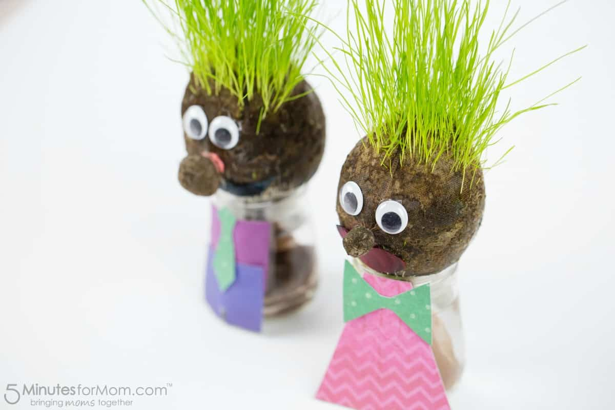 Grass Head People - After