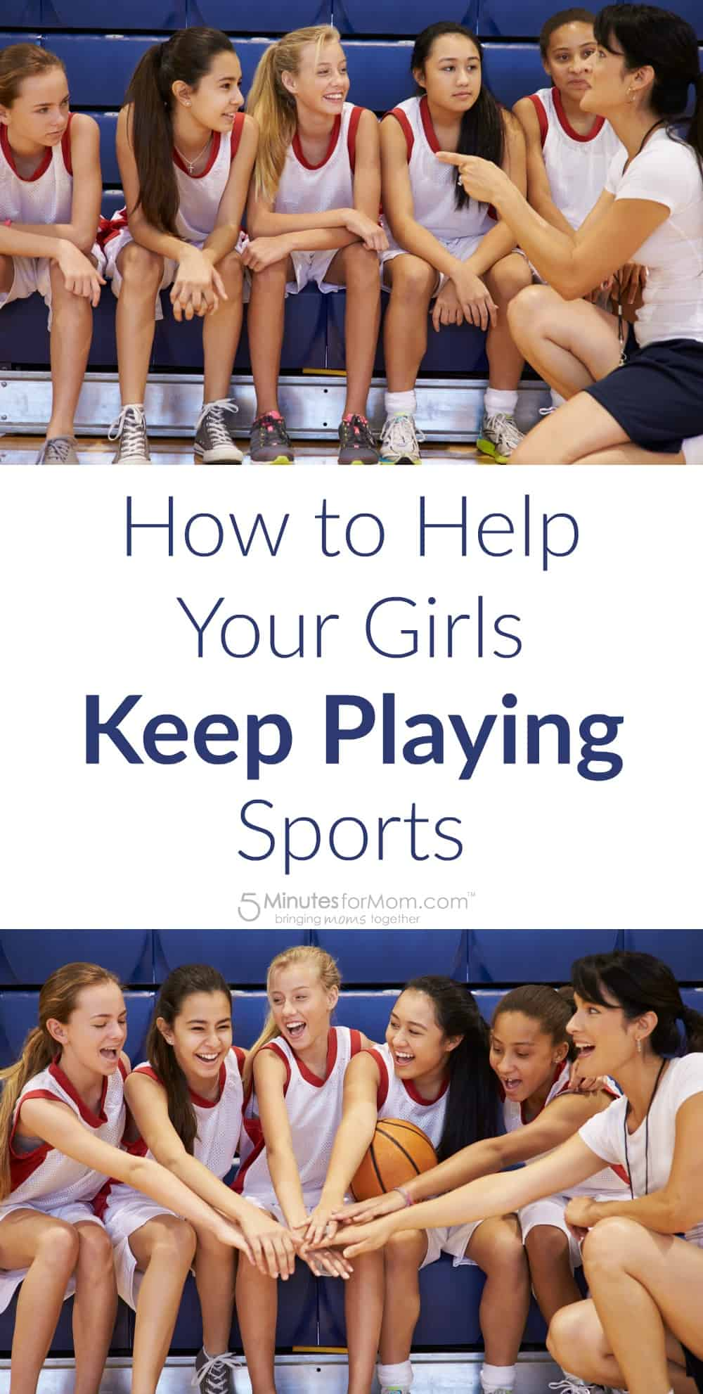How to Help Your Girls Keep Playing Sports