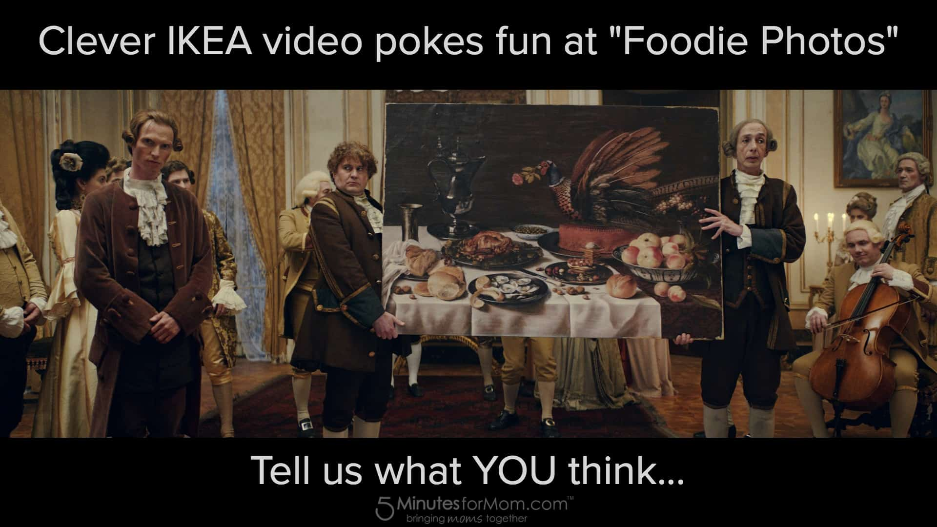 Clever IKEA video pokes fun at Foodie Photos
