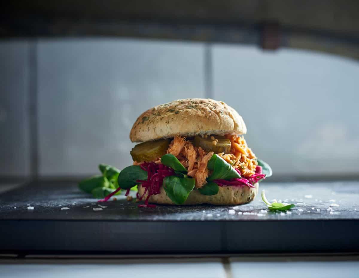 IKEA sandwich photo