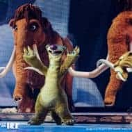 Ice Age on Ice is touring Canada