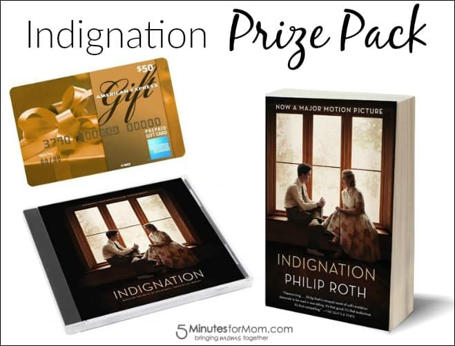 Indignation Prize Pack