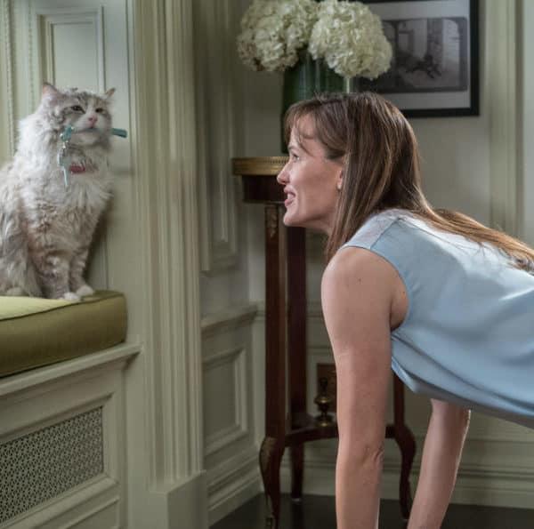 Jennifer Garner: A Working Mom on Set of #NineLives