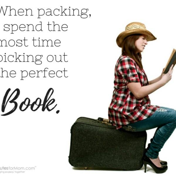 I Forgot a Book: This Business Traveler's Worst Nightmare