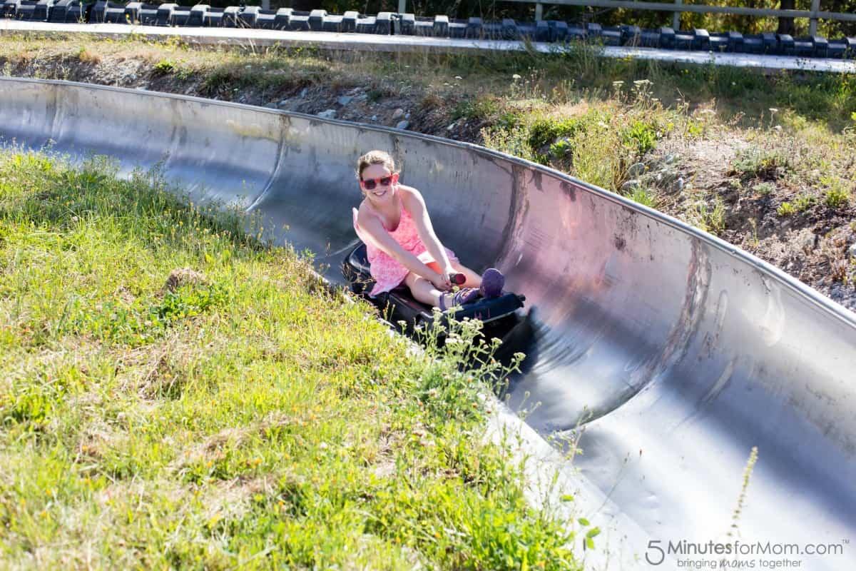 Westcoaster Slide - Family Adventure Zone