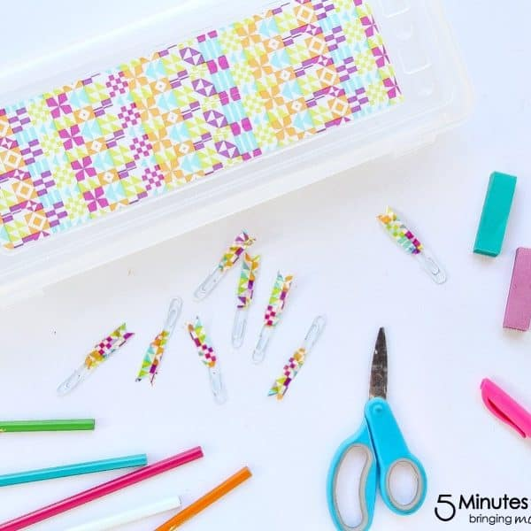 How to Save Money on Back-To-School Basics and Personalize School Supplies