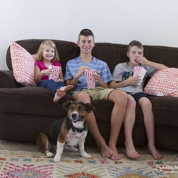 How to Turn Family Movie Night into a Cultural Experience