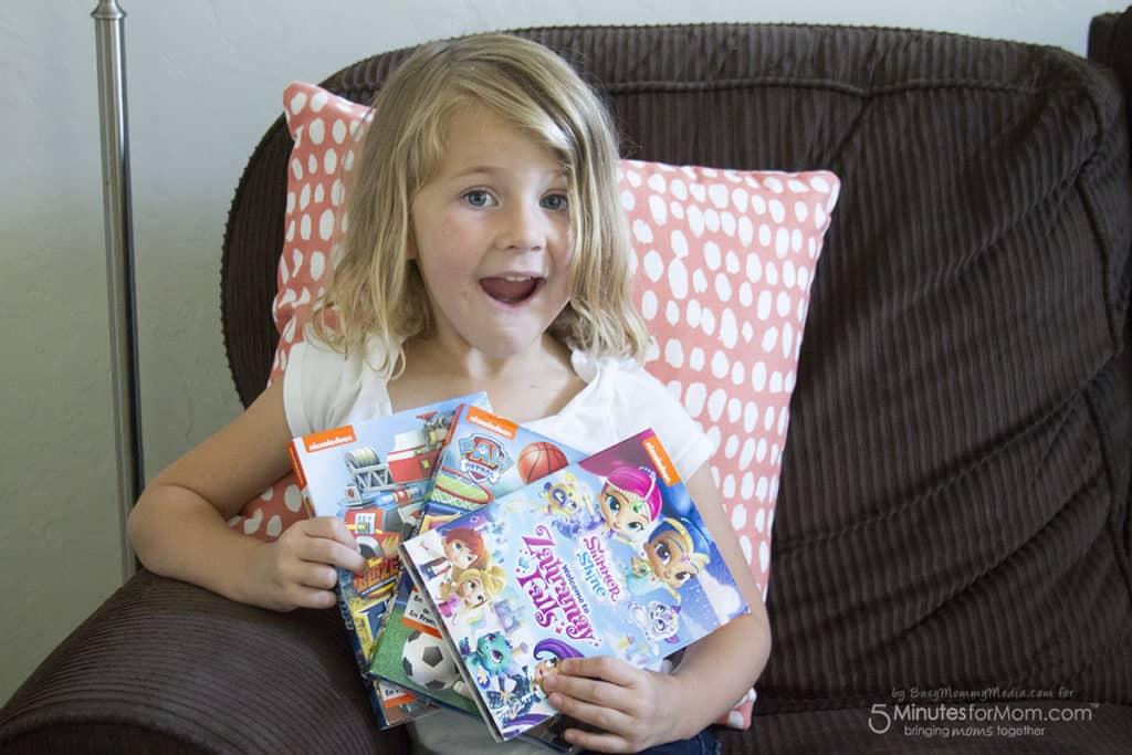 Nickelodeon DVD Giveaway