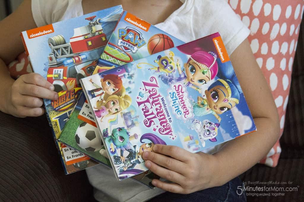 Nickelodeon DVDs
