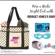 From the Pages to the Screen: #BridgetJonesBaby {#Giveaway}