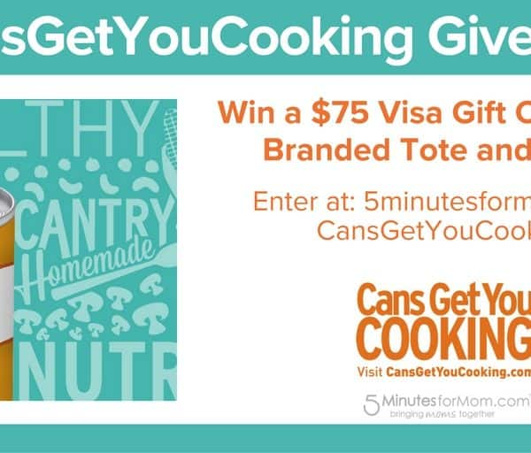 Fall Harvest Twitter Party Reminder and Giveaway #CansGetYouCooking