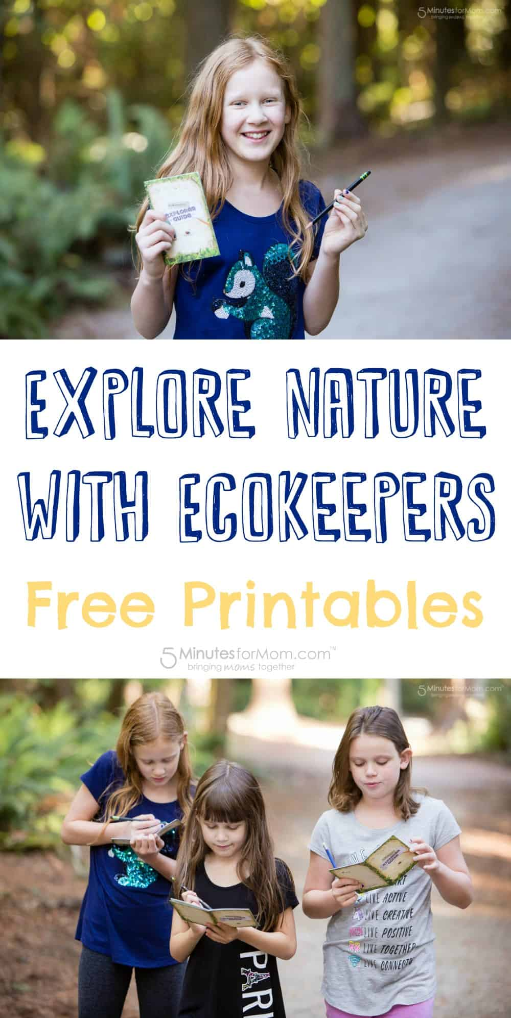 Explore nature with ecokeepers