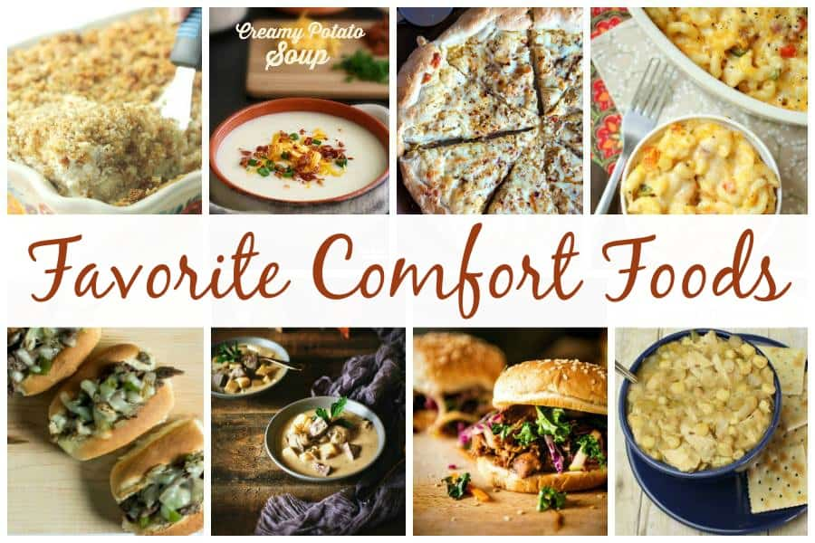 Comfort Food Recipes For Two