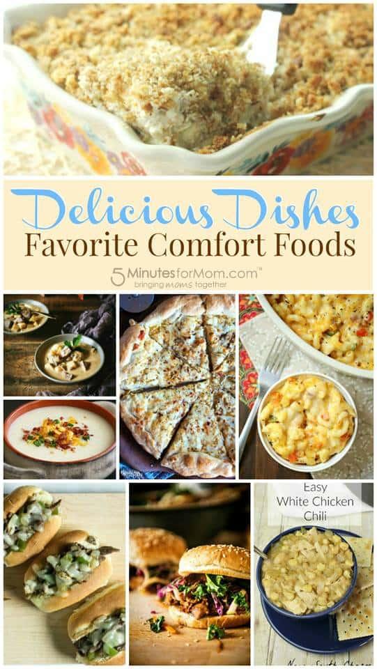 Favorite Comfort Foods