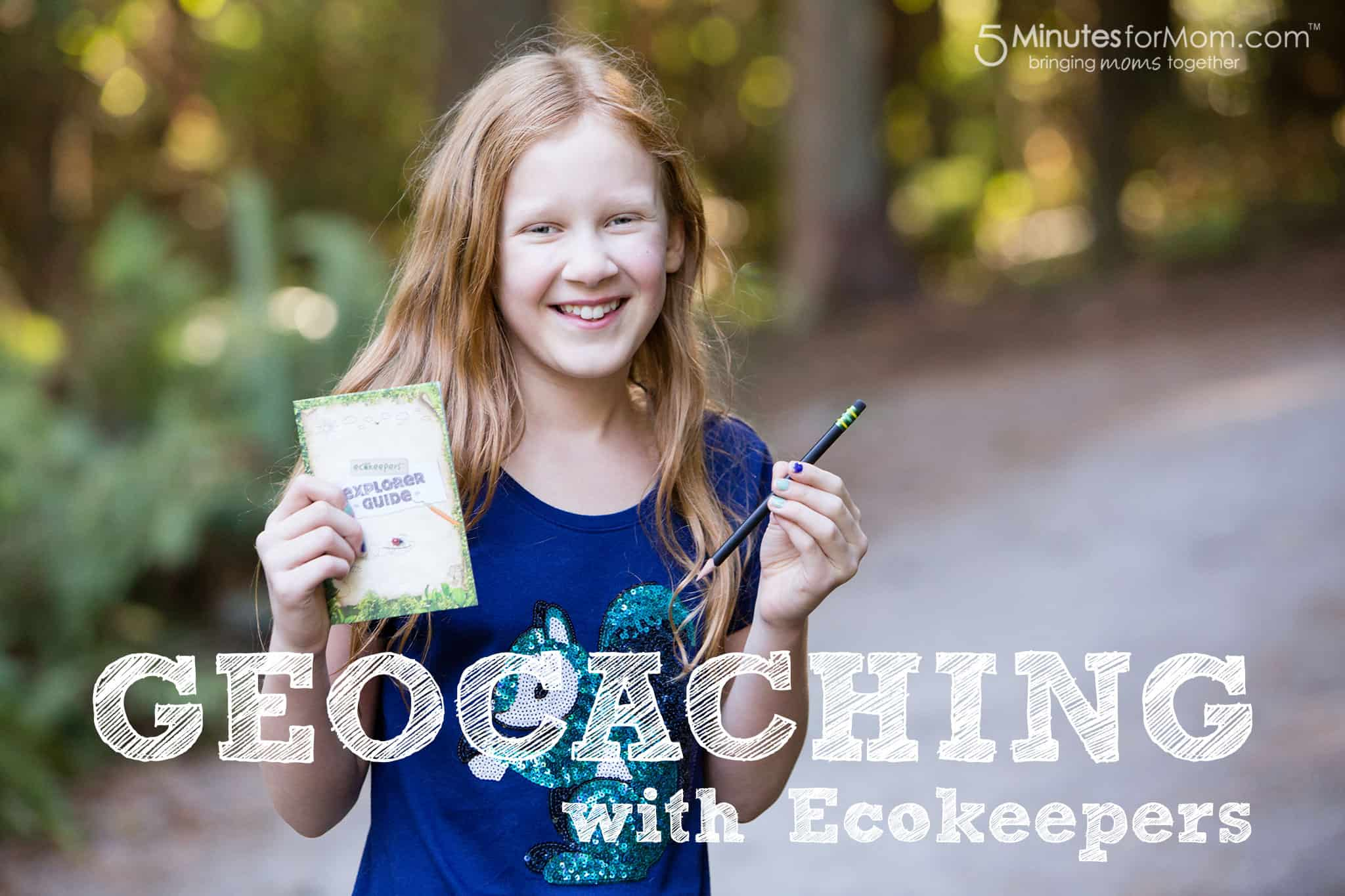 How to start geocaching with ecokeepers
