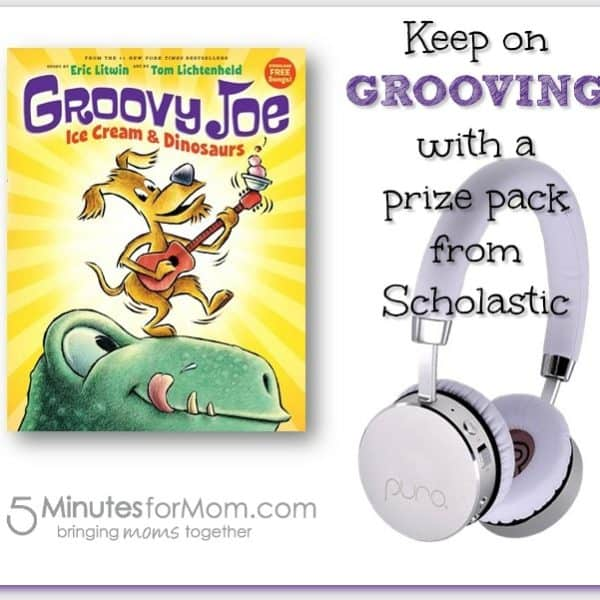 Get Up and Dance with #GroovyJoe #Giveaway
