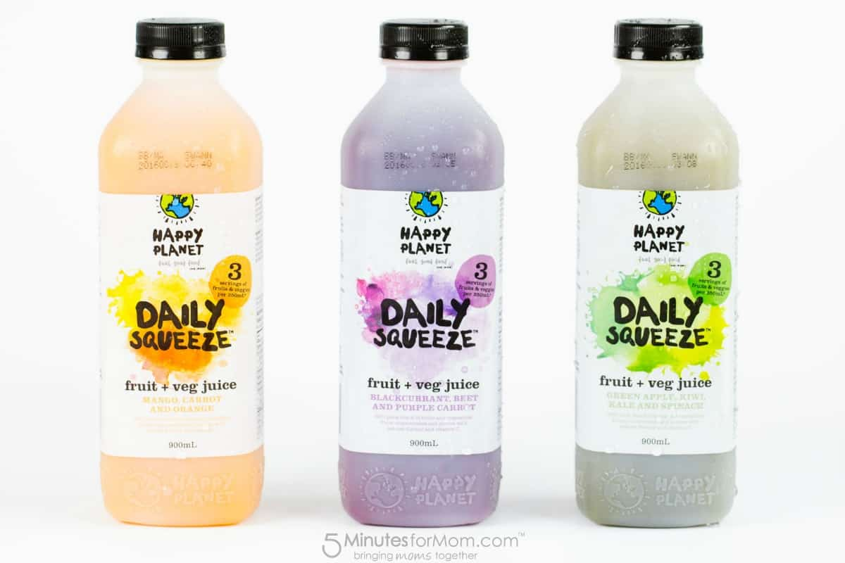 Happy Planet Daily Squeeze