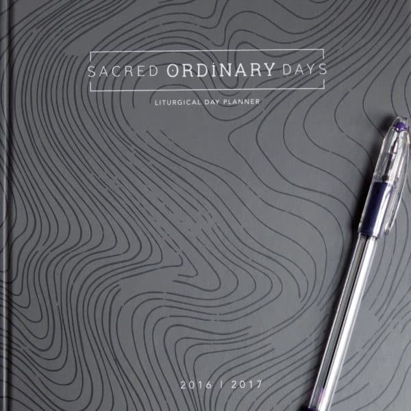 Sacred Ordinary Days Planner