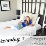 Unrooming the Oswego Hotel in Victoria #UnRoomingCA