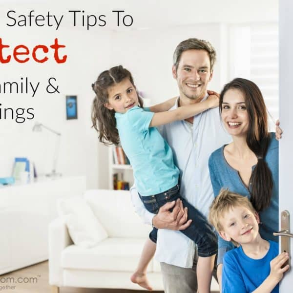 10 Fire Safety Tips To Protect Your Family and Belongings