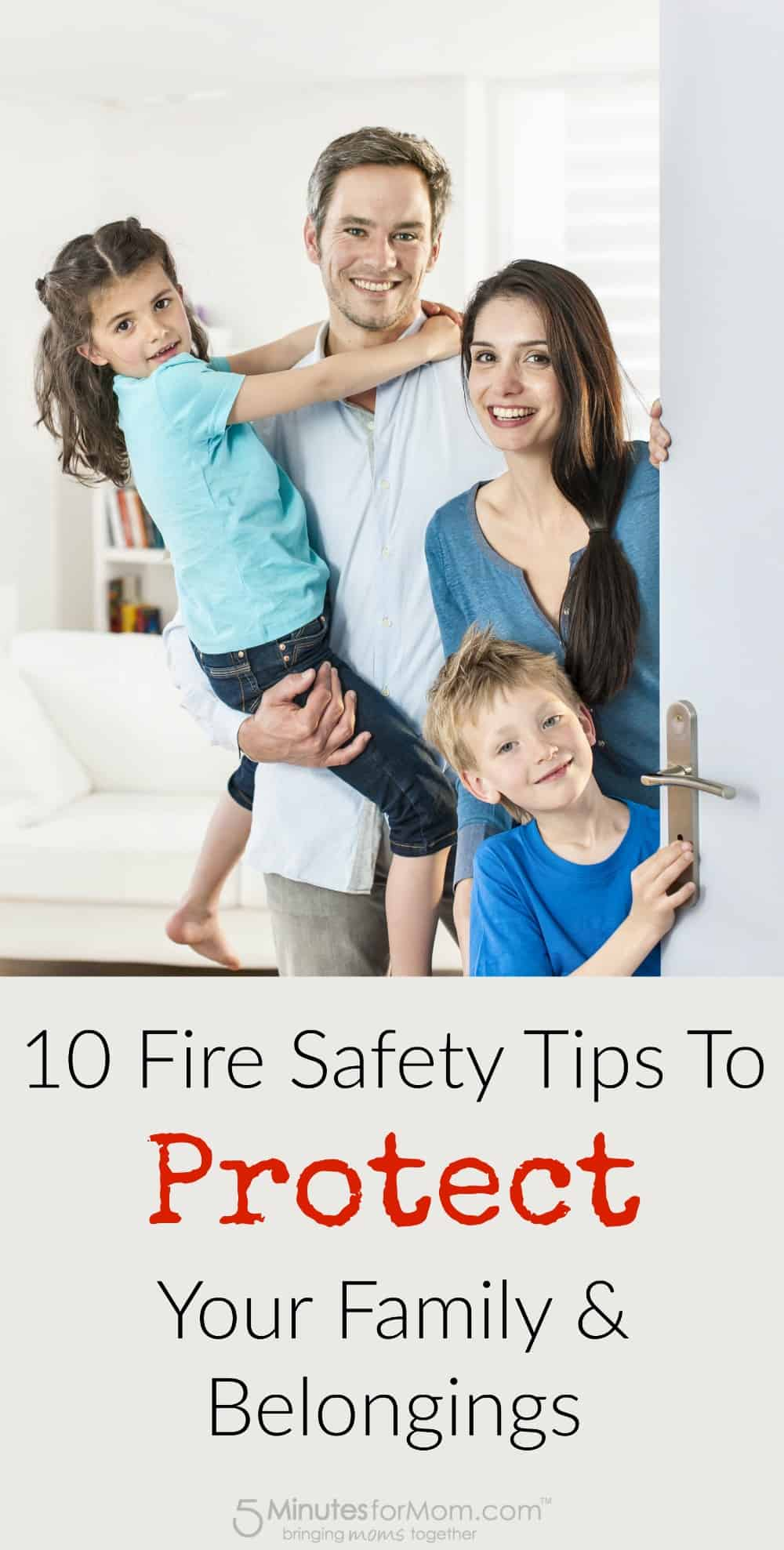 10 Family Safety Tips to Protect Your Family and Belongings