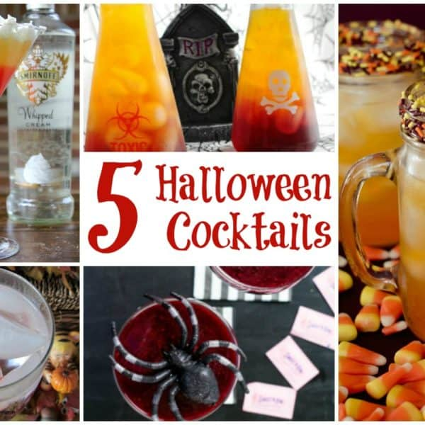 5 Halloween Cocktails and Mocktails – Drinks for Everyone