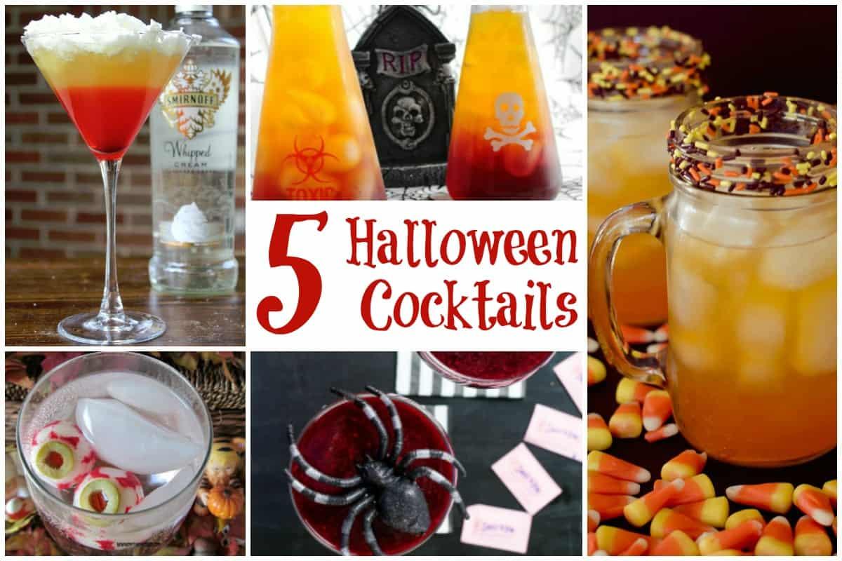 5 Halloween Cocktails