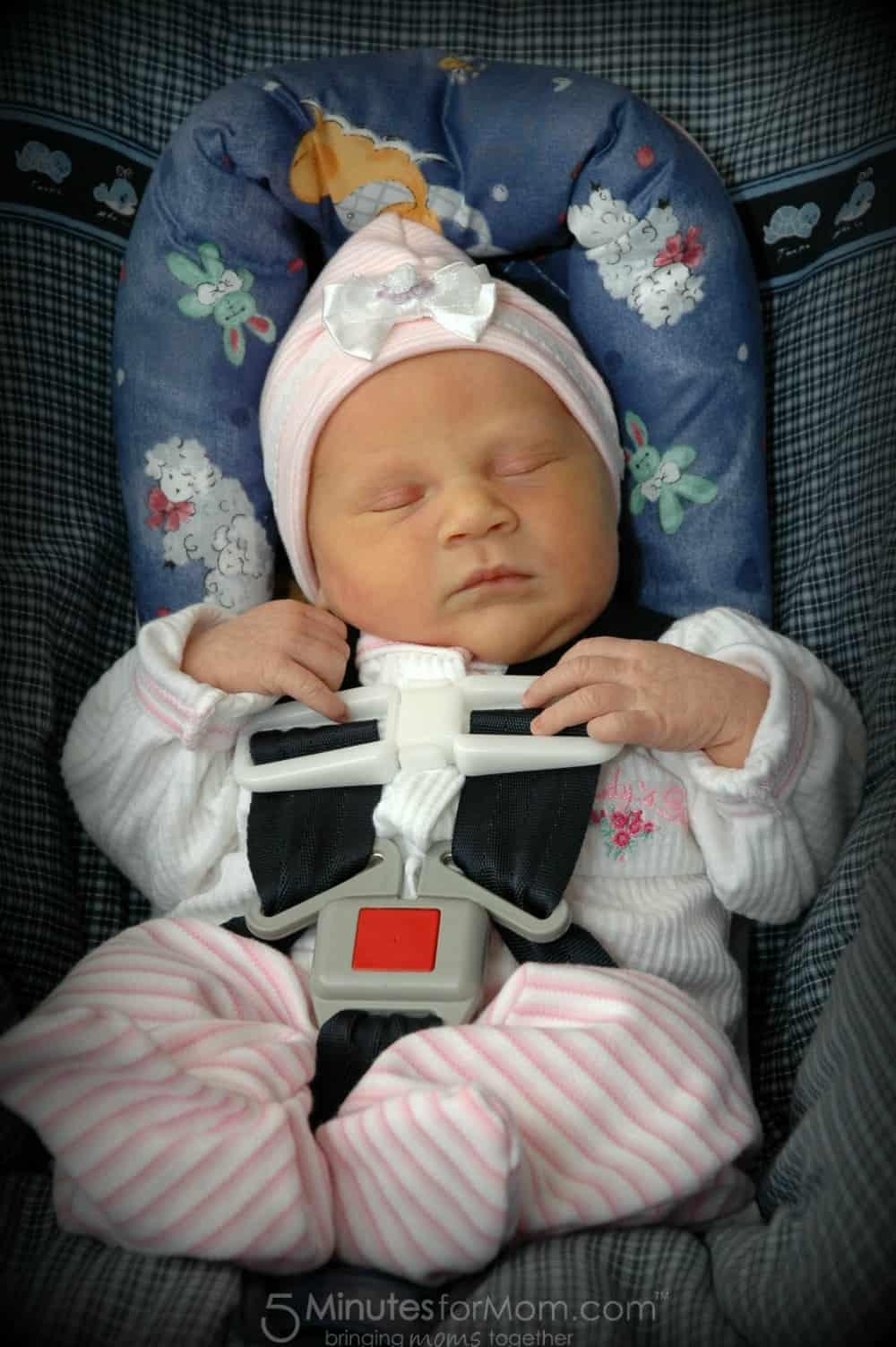 First car ride home