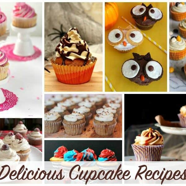 Favorite Cupcake Recipes