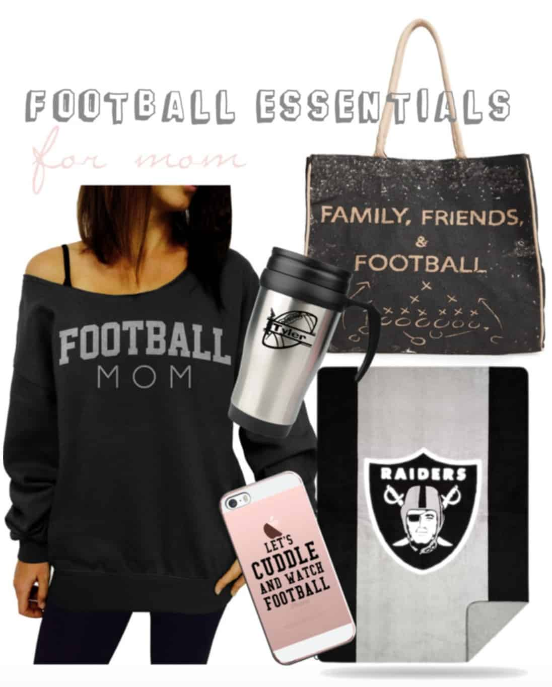 Football mom gift guide
