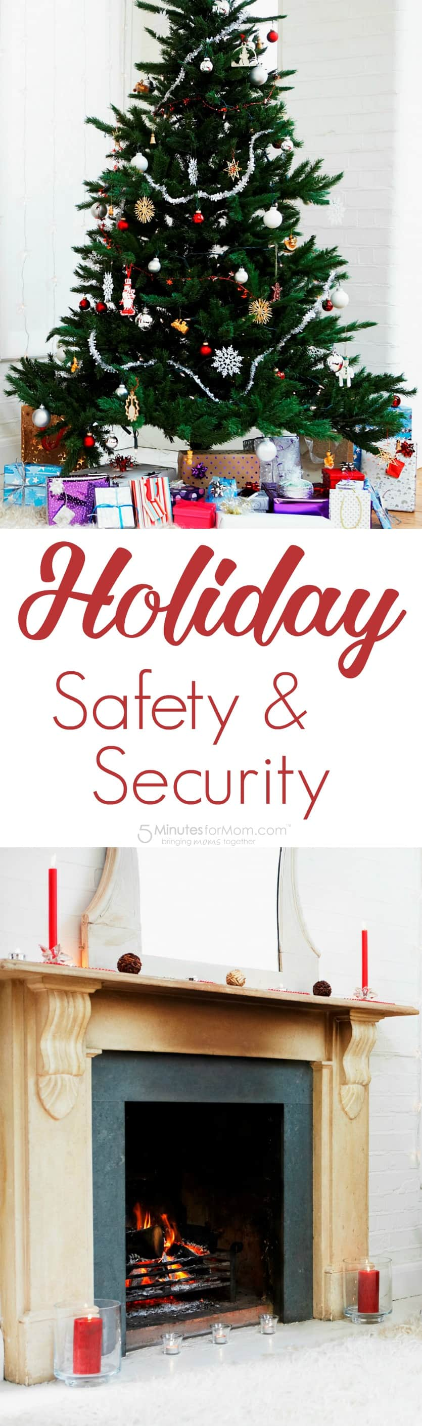 Holiday Safety and Security Tips