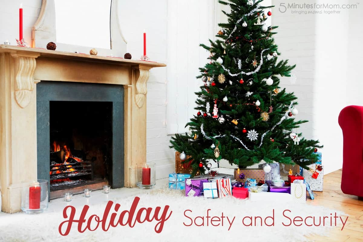 Holiday safety and security
