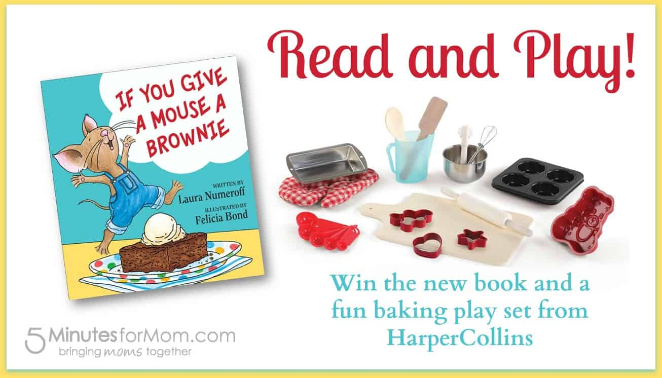 Win a prize pack from HarperCollins