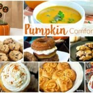 Pumpkin Comfort Food and Delicious Dishes Recipes Party