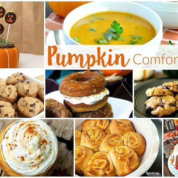Pumpkin Comfort Food