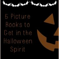5 Picture Books for Young Readers on Halloween
