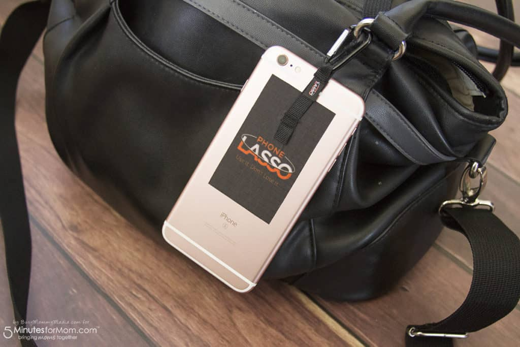 Stop Losing your Phone with the Phone Lasso