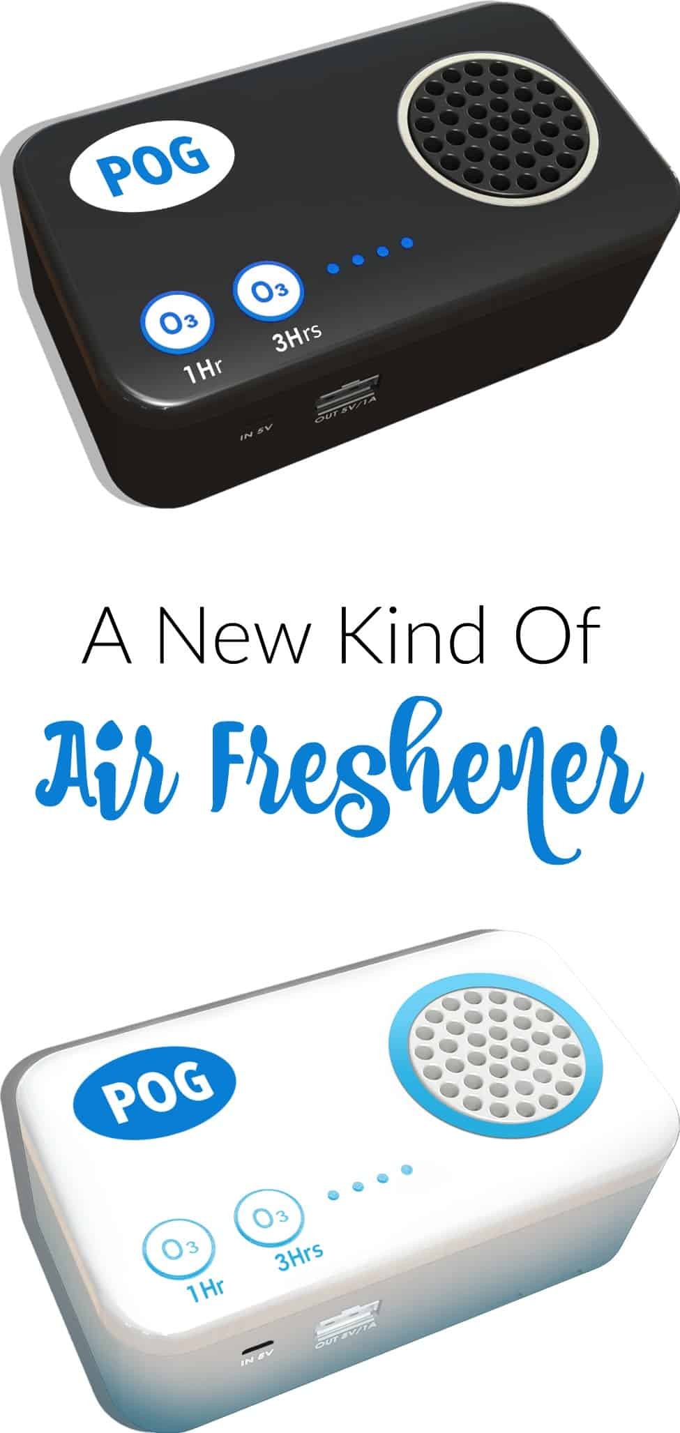 A new kind of air freshener