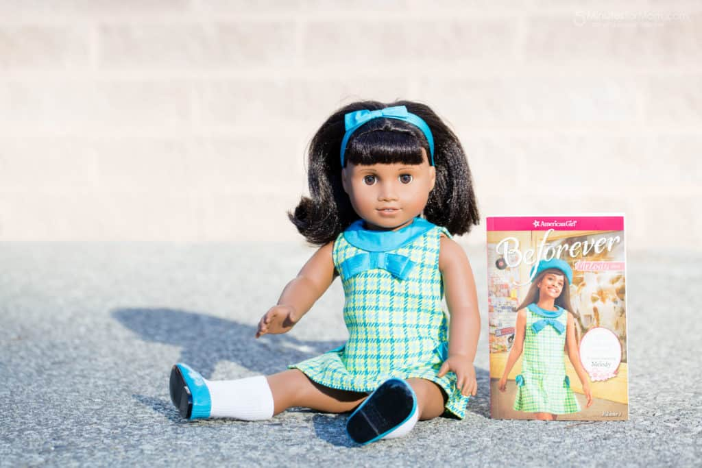 American Girl Doll - Melody Ellison