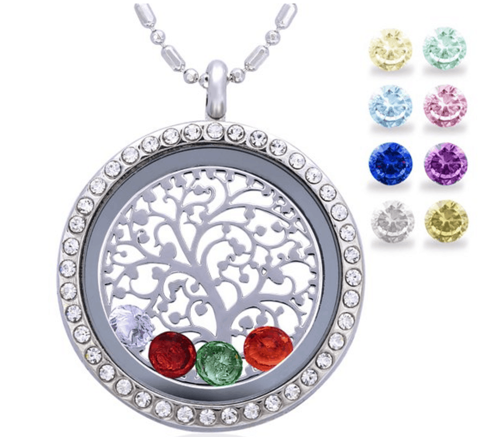 birthstone-locket
