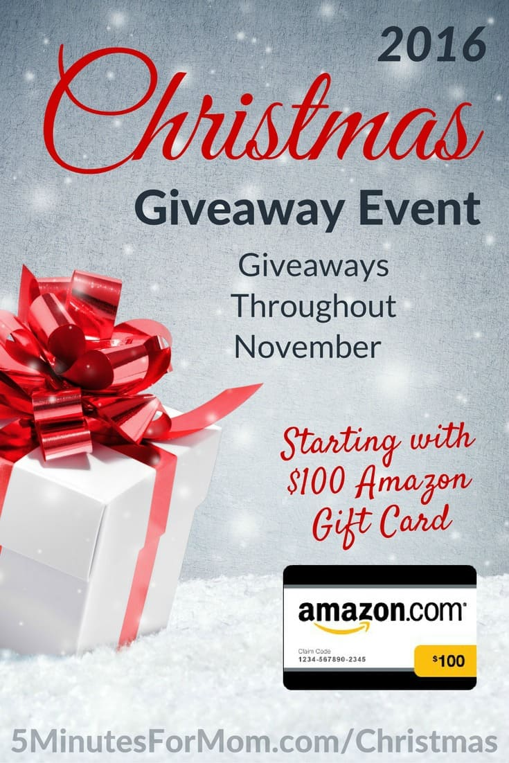 Christmas Giveaway Event