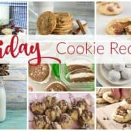 Holiday Cookie Recipes and Delicious Dishes Recipe Party