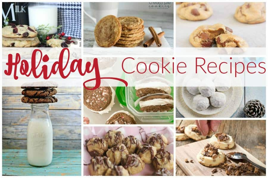 Delicious Dishes Holiday Cookie Recipes