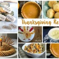 Thanksgiving Recipes and our Delicious Dishes Recipe Party