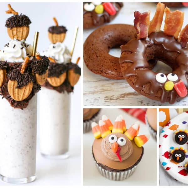 Fun Thanksgiving Treats to Make with Your Kids