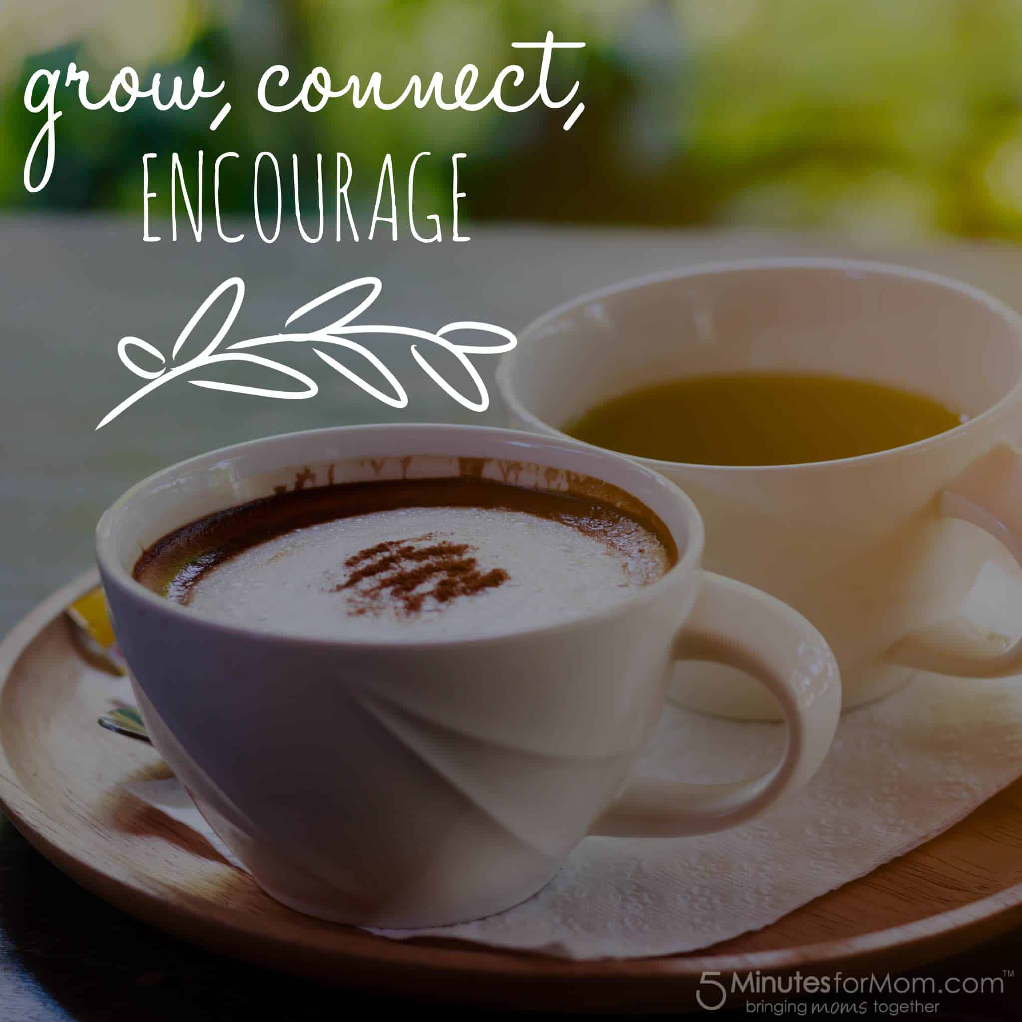 Grow Connect Encourage