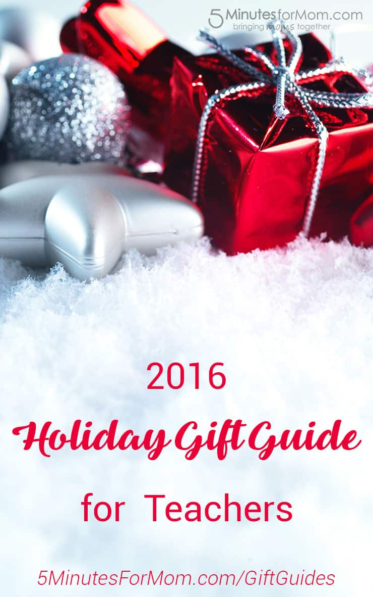 Holiday Gift Guide for Teachers