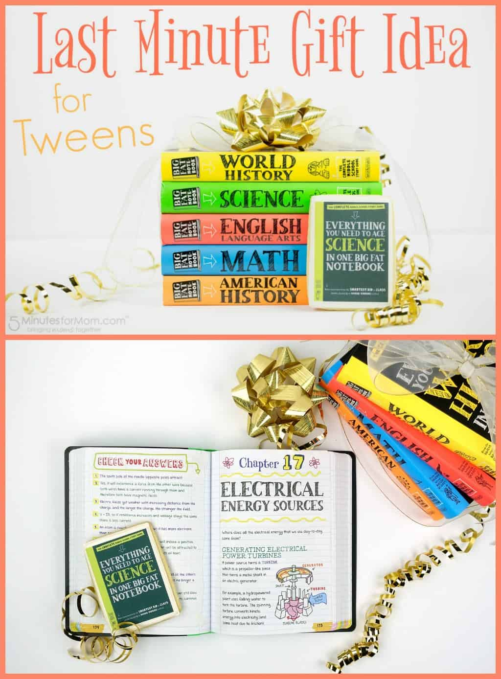 Last minute gift idea for Tweens